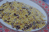 Каша пшенная с фруктами ТМ Харчі (ТМ Харчи, еда для туристов, еда в дорогу)