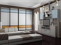 Мебель в гостиную по индивидуальным проектам.