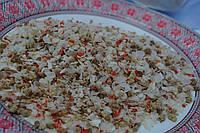 Каша рисовая с мясом ТМ Харчи / ТМ Харчі