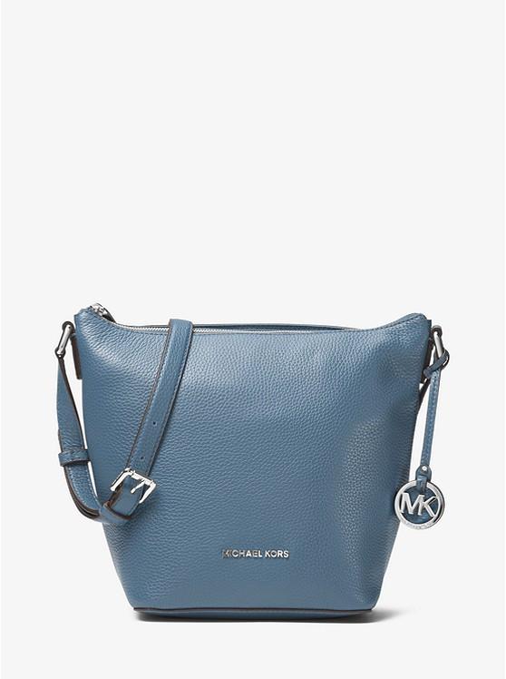 Сумка Michael Kors Bedford Medium Leather Crossbody Blue 30T7SBFM2L
