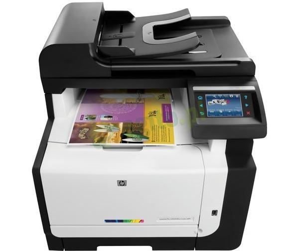 Заправка принтера HP LaserJet Pro CM1415FNW с выездом мастера