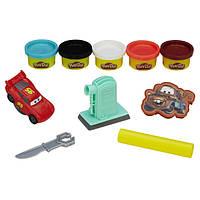 Play Doh Игровой набор Тачки Маквин Cars Toy