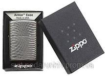 Зажигалка Zippo 29234 Armor Waves, фото 2