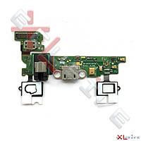 Шлейф Samsung A300F Galaxy A3 с разъемом зарядки, гарнитуры Original