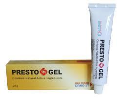 Престо Гель (Presto Gel) - Живите без Геморроя! Эффективная и быстрая помощь!
