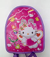 """Рюкзак дошкольный  для девочки """"Hello Kitty"""""""