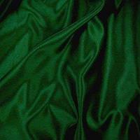 Атлас Цвет бутылочный (бутылка, зеленый)