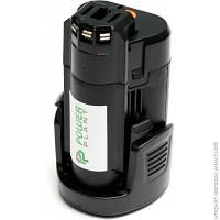 Аккумулятор  PowerPlant для инструментов Bosh GD-BOS-10.8B 10.8V 2Ач Li-Ion (DV00PT0002)