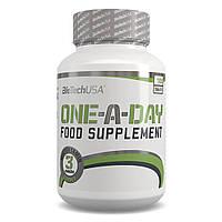 Комплекс витамин и минералов BioTech One-A-Day | 100 таб
