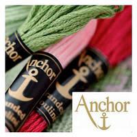 Нитки мулине Anchor (Германия) 12шт/уп. арт. 4635000 (только упаковками)