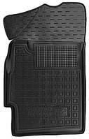 Полиуретановый водительский коврик для Ravon R2 2016- (AVTO-GUMM)