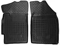 Полиуретановые передние коврики для Ravon R2 2016- (AVTO-GUMM)