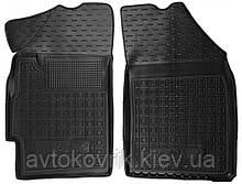 Поліуретанові передні килимки в салон Ravon R2 2016- (AVTO-GUMM)