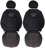 Чехлы на сидения Chevrolet Aveo 2004-2011 (Prestige)