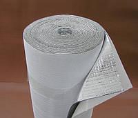 Шумоизоляция для авто 5мм с фольгой СПЛЕН Економ 5 ФК, лист 50х75 см