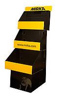 Промо-дисплей картонный (3 блока)