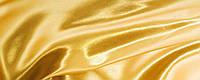 Атлас однотонный Цвет золото