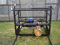 Дисковая пилорама ПДУ-350  3 кВт однофазная