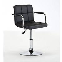Парикмахерское кресло HC8325N черное