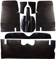 Декоративное покрытие пола ВАЗ 2101 - 2107 черное
