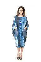 Платье коктельное большого размера Lamarkine