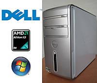 Dell Inspiron 531 - 2 ЯДРА 2x2.8GHz / 3GB DDR2 / 160GB HDD