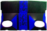 Акустическая полка ВАЗ 2104 синяя