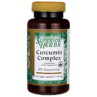 Гепатопротектор - Куркумин комплекс / Curcumin Complex, 700 мг 60 капсул