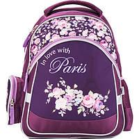 Рюкзак школьный для девочки младших классов KITE Paris 521