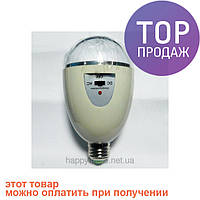 Аварийная аккумуляторная лампа-фонарь с пультом BN-6607 / Светодиодная лампочка