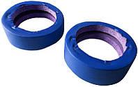 Подиумы под 16 см динамики синие