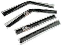 Дефлекторы окон, ветровики Славута (на скотче) Voron Glass