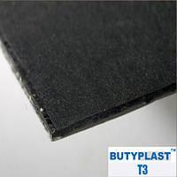 Шумоизоляция Butyplast 4 мм 500х600мм ткань
