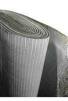 Шумоизоляция Butyplast 6 мм Вспененный каучук (1000х1000мм)