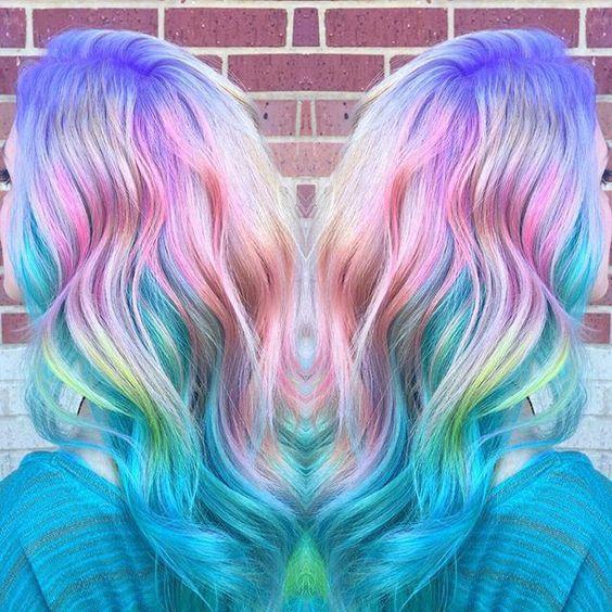 """Lime Crime Unicorn Hair смываемый краситель яркого оттенка - купить по лучшей цене от """"STARLOOK ..."""