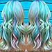 Lime Crime Unicorn Hair барвник змивається яскравого відтінку, фото 7