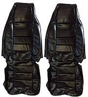 Авточехлы Pilot ВАЗ 2108 - 2115 кожвинил черные