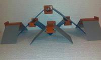 Насесты сидушки треугольнички  для голубей