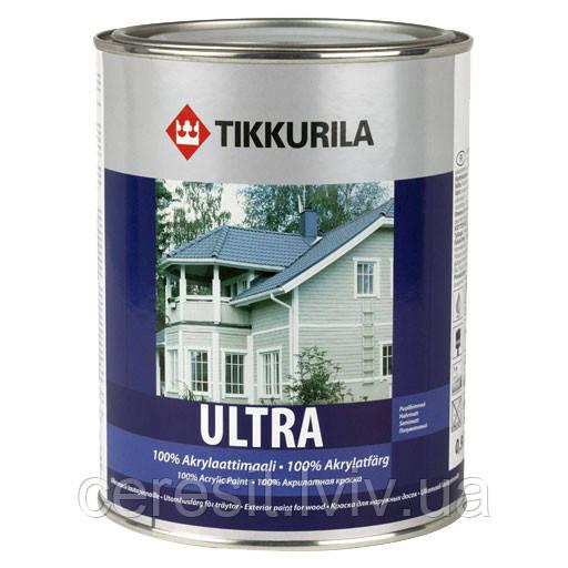 Ультра Мат фарба для дерева 2,7л (тікурілла)