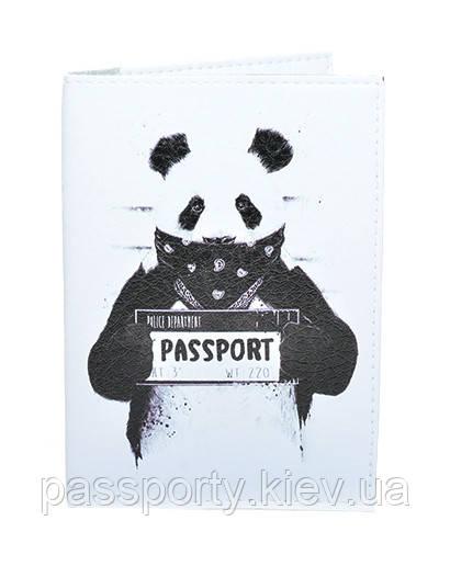 Обложка на паспорт Панда