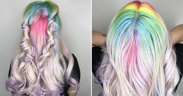 Lime Crime Unicorn Hair