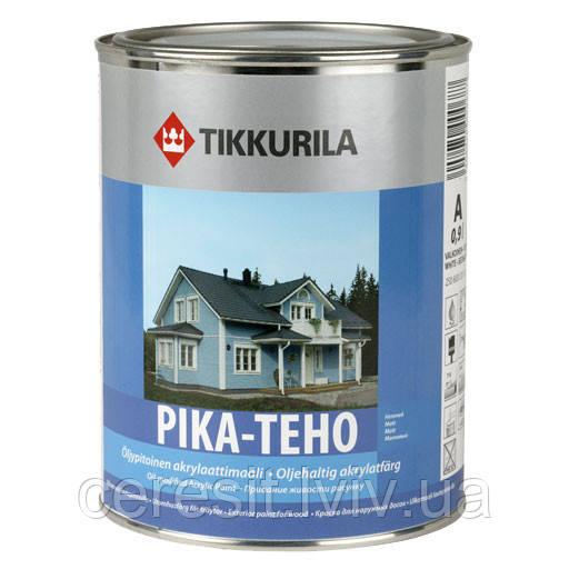 Піка Техо фарба для дерева 0,9л (тікурілла)