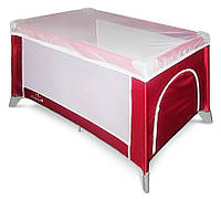 Манеж-кровать Wonderkids Discovery (бордовый)