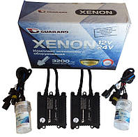 Комплект ксенона Guarand Slim 35W H3 5000K