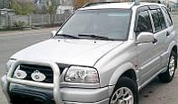 Дефлекторы окон, ветровики Suzuki Grand Vitara 5d 98-05, Chevrolet Tracker 5d 98-05 Cobra