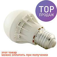 Светодиодная LED лампочка UKC Bulb Light E27 5W/светодиодная лампочка