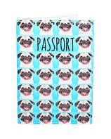 Прикольные обложки на паспорт Мопсы