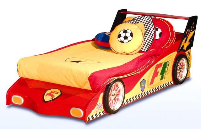 Ліжка машинки