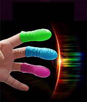 Насадка на палец - массажер