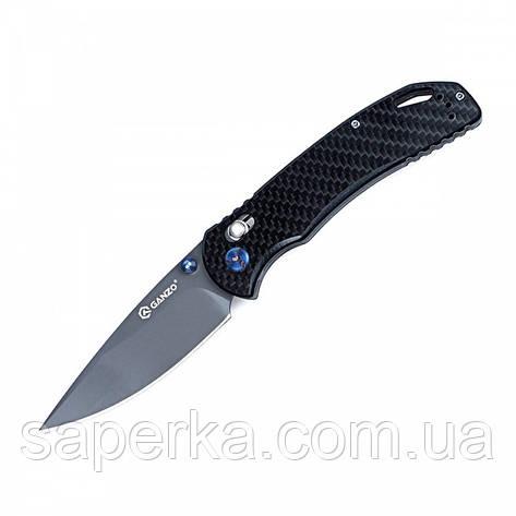 Нож универсальный Ganzo G7533-CF, фото 2
